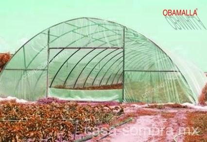 OBAMALLA Casa Sombra protege de la radiación solar